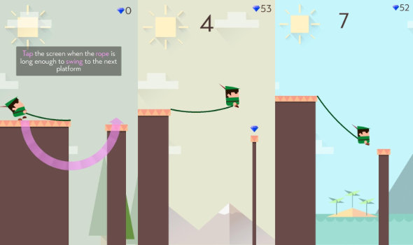 Swing Jogo Android