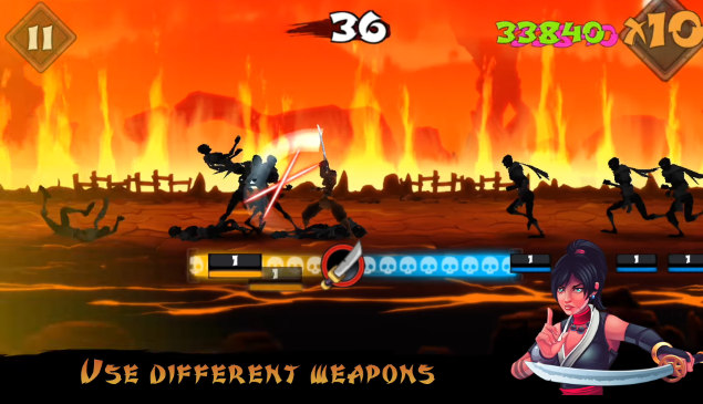 Fatal Fight Jogo Android